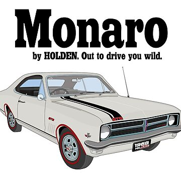 Monaro - Out to drive you wild - Silver by holdenfanpage