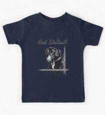 Staffy Dog - Get Licked! Kids Tee