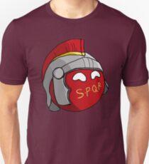 SPQR Ball RomeBall  Unisex T-Shirt