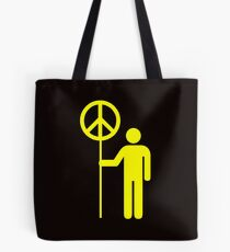 The Man Of Peace Tote Bag