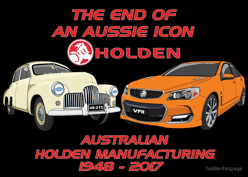 The End Of An Aussie Icon - VF Orange by holdenfanpage