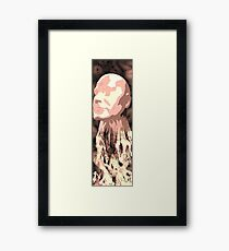 Anthropomorphic Framed Print