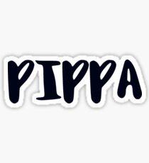 Pippa Sticker