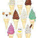 Soft Serve Sundays - Vanilla by makemerriness