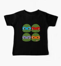 Teenage Mutant Ninja Turtles Baby Tee