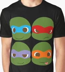 Teenage Mutant Ninja Turtles Graphic T-Shirt