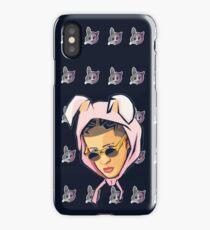 Bad Bunny - Pattern iPhone Case/Skin