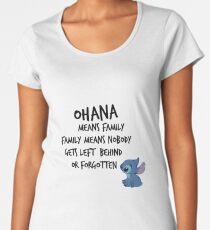 #2 Women's Premium T-Shirt