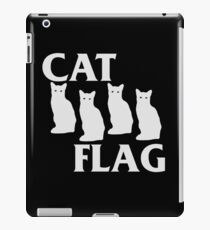 Cat Flag iPad Case/Skin