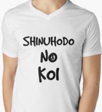 Terrace House: Shinuhodo No Koi (Black letters) T-Shirt