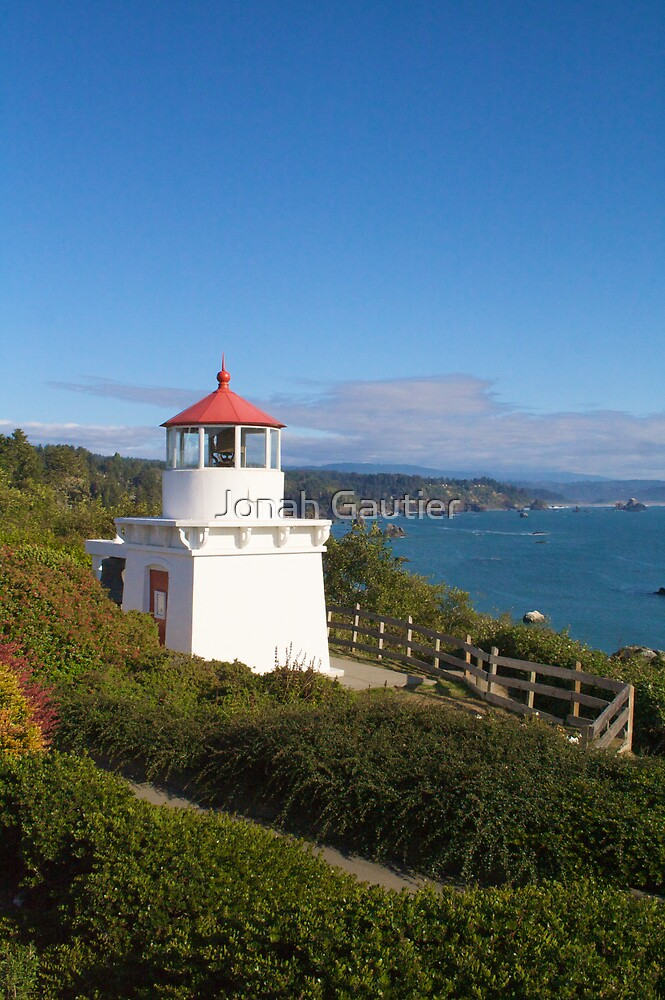 Trinidad Lighthouse by Jonah Gautier