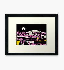 Pink vibe 2 Framed Print