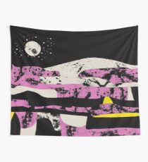 Pink vibe 2 Wall Tapestry