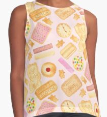 Biscuits In Bed Contrast Tank