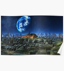 Plague World  Poster