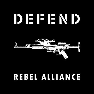 Defend Rebel Alliance by hotdesigns