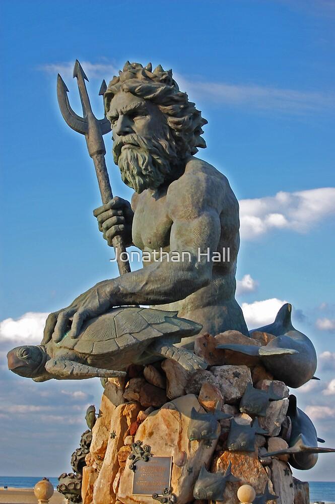 Neptune by Jonathan Hall