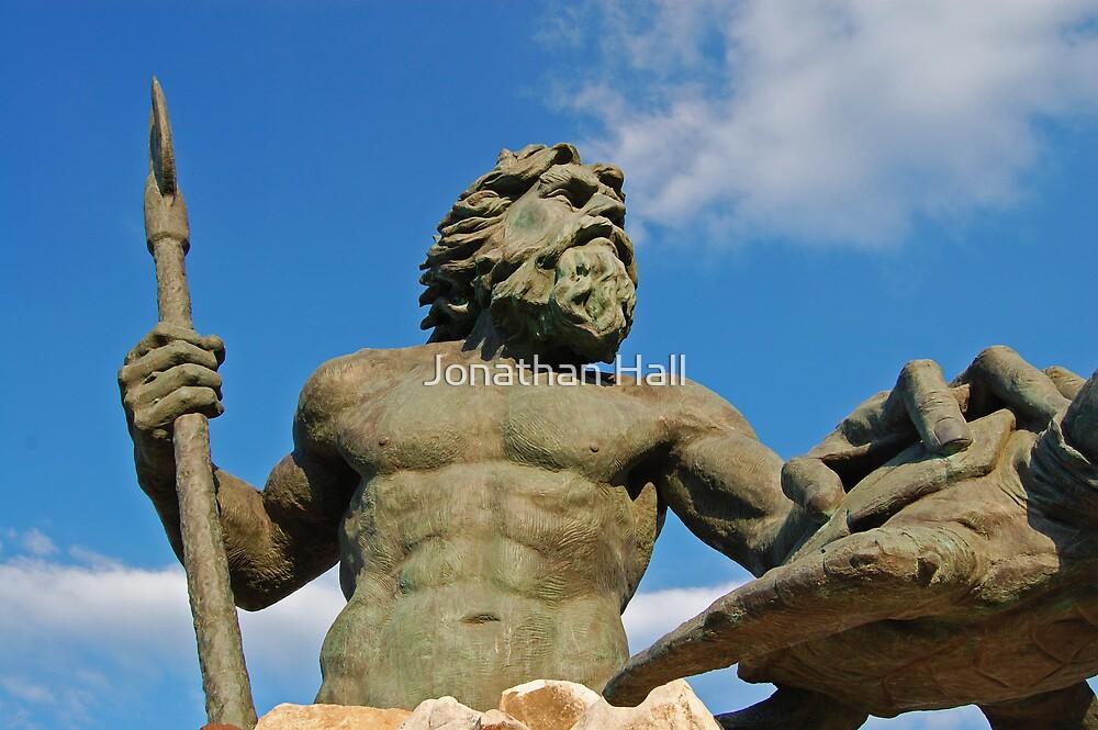 Neptune (2) by Jonathan Hall
