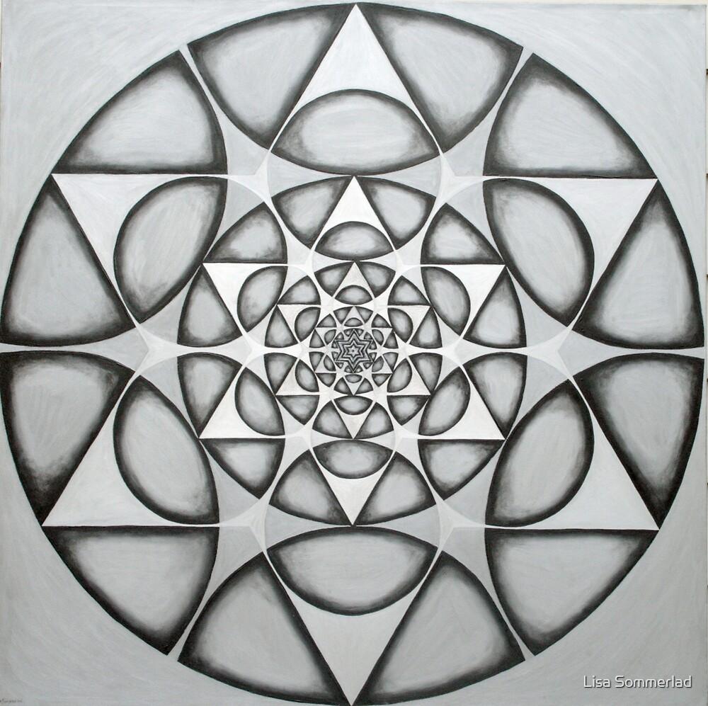 matrix of earth Star  by Lisa Sommerlad