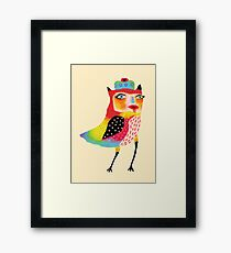 All Eyes On Me Framed Print