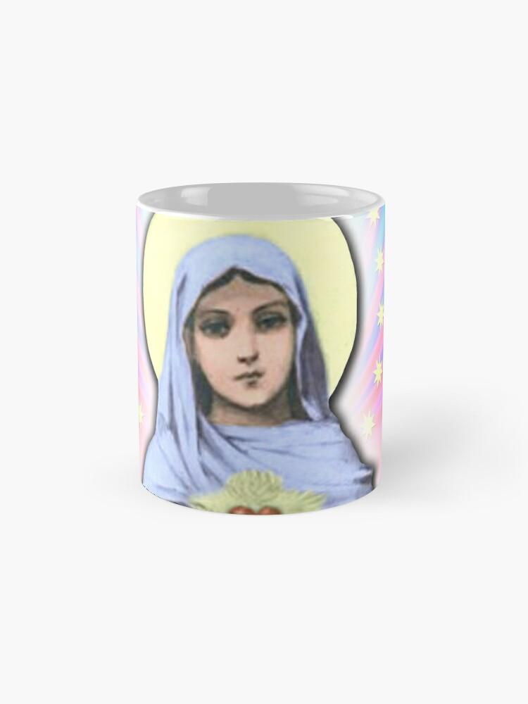 Alternate view of LADY MARY Mugs