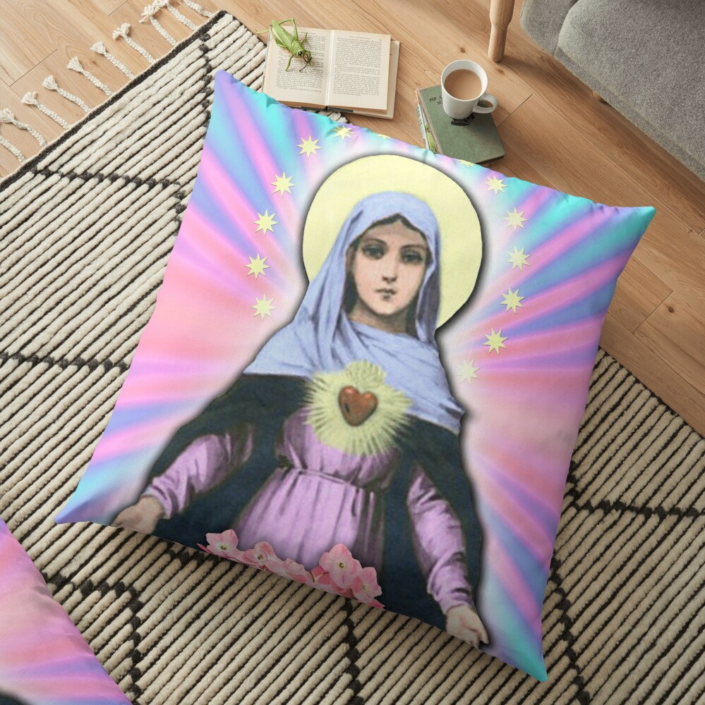 LADY MARY Floor Pillow