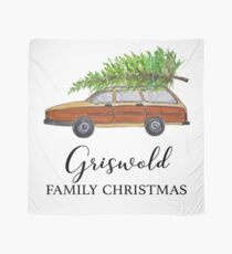 Christmas vacation Griswold family Christmas Scarf