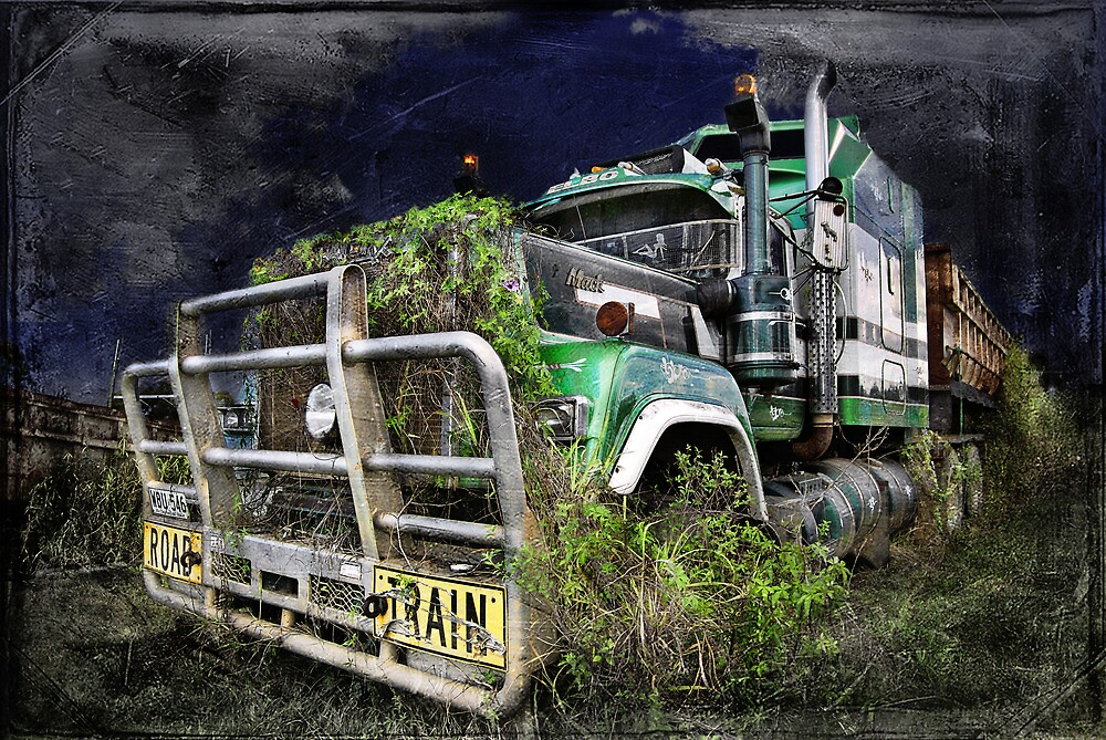 Night of the Road Train by Ben Ryan