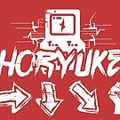 Shoryuken Uppercut by artlahdesigns