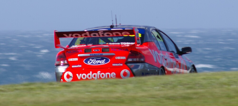 Lowdnes & Wincup - Phillip Island 2008 by MelsPhotos
