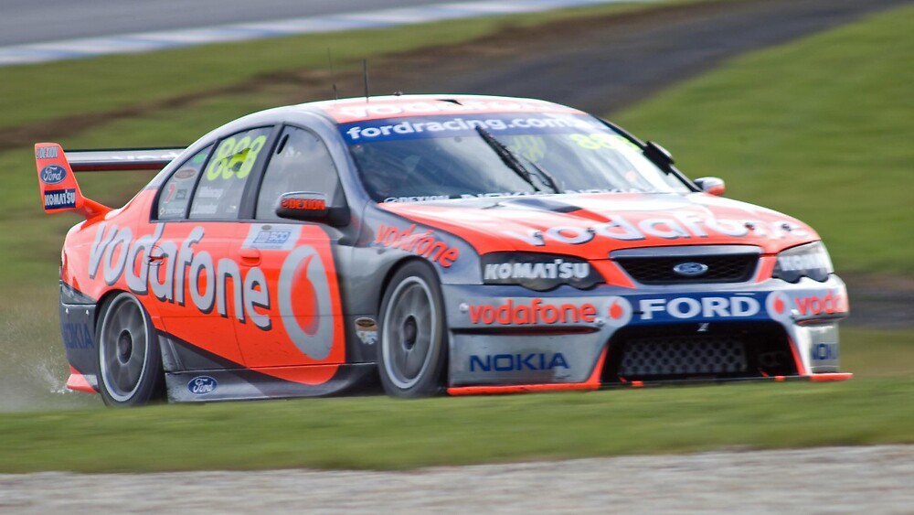 Wincup & Lowdnes - Phillip Island 2008 by MelsPhotos