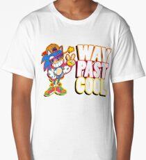 Way Past Cool, Dude! Long T-Shirt