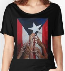 A star will rise Women's Relaxed Fit T-Shirt