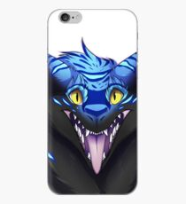 Blue Sergal iPhone Case