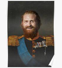 General Tormund Poster