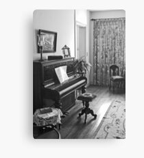 The Sitting Room Canvas Print