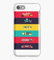 Friends / Characters iPhone Case/Skin