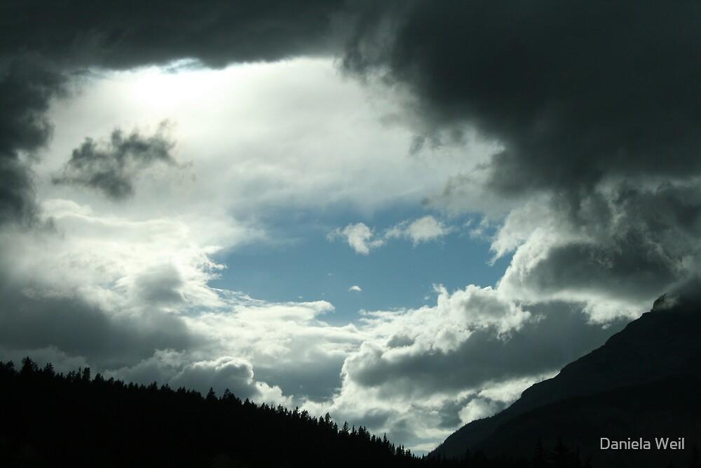 Window In The Sky by Daniela Weil