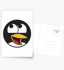 Linux Postcards