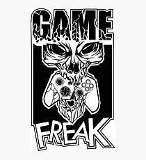 Game Freak Photographic Print