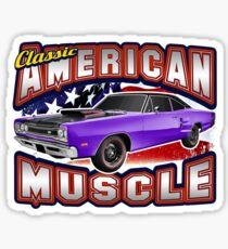 American Muscle Car Series - Super Bee Sticker