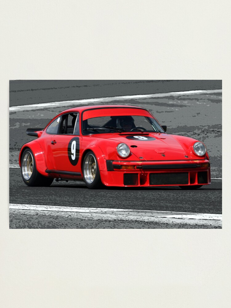 Alternate view of Classic Porsche Photographic Print