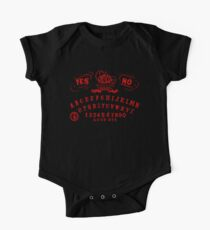 Ouija Board - red and black Kids Clothes
