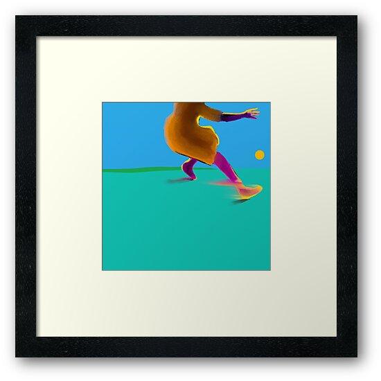 Sliding on the Sea by zmudart