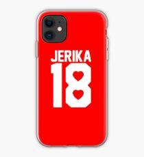Jake paul jerika 18 2 iphone case