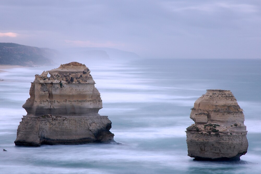 A Couple More Apostles by Benn Hartung