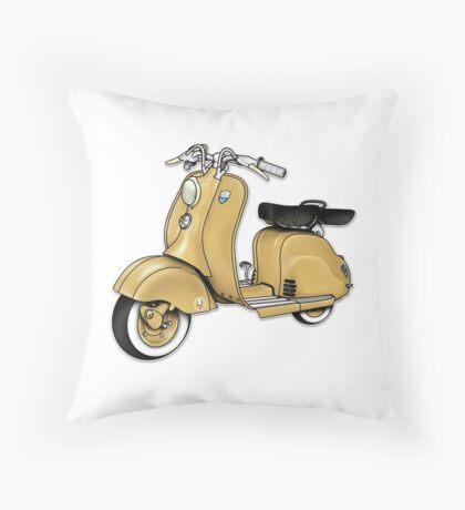 Scooter T-shirts Art: LD 150 - Original Color Throw Pillow