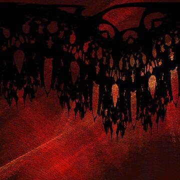 Mandala Curtain by seventeen