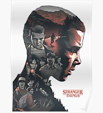 Stranger Things - Cartel 1 Poster