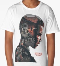 Stranger Things - Cartel 1 Long T-Shirt